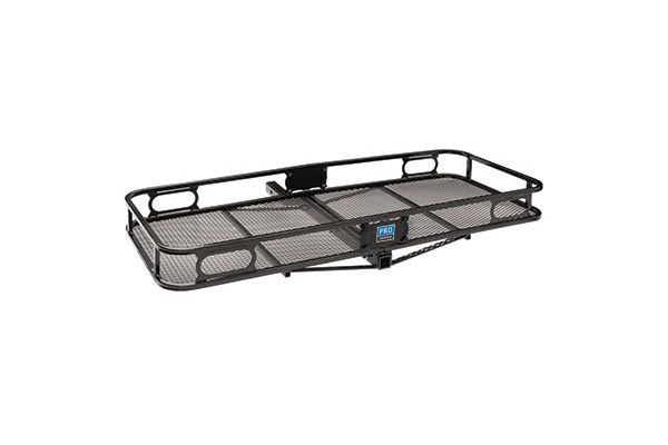 pro series hitch mounted cargo carriers 1
