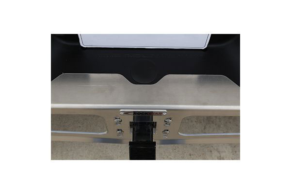 rockstar hitch Feature stabilizerplate smooth