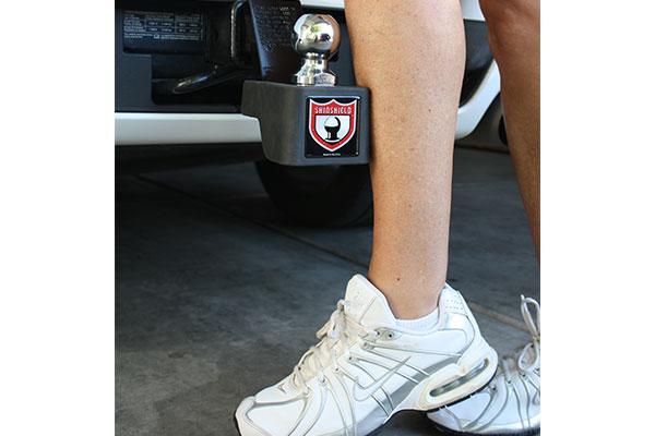 shin shield shorts