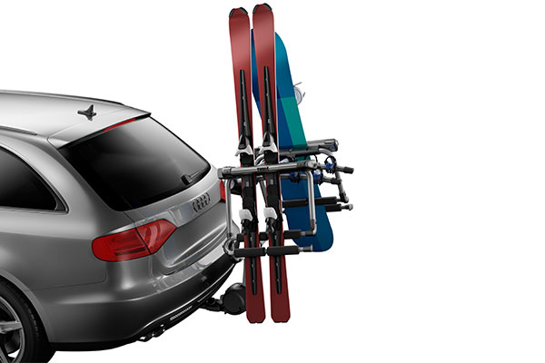 Hitch Mount Ski Racks