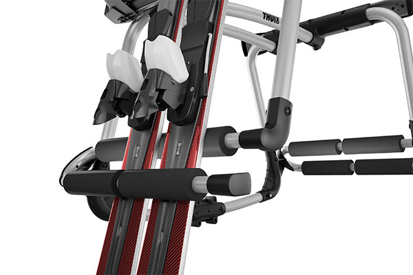 Hitch Mount Ski & Snowboard Racks