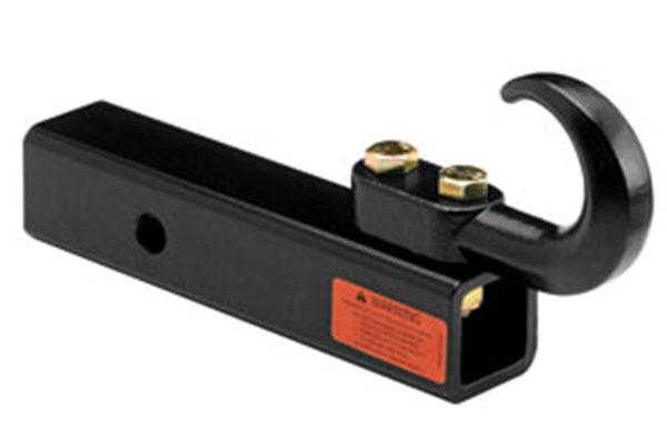 tekonsha receiver mount tow hook 1