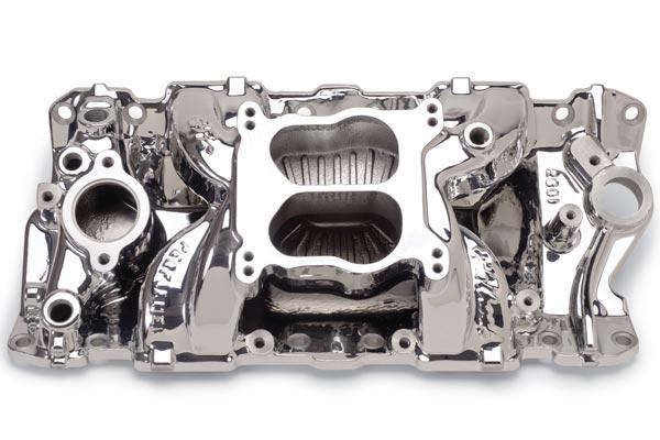 edelbrock performer air gap intake manifolds 2