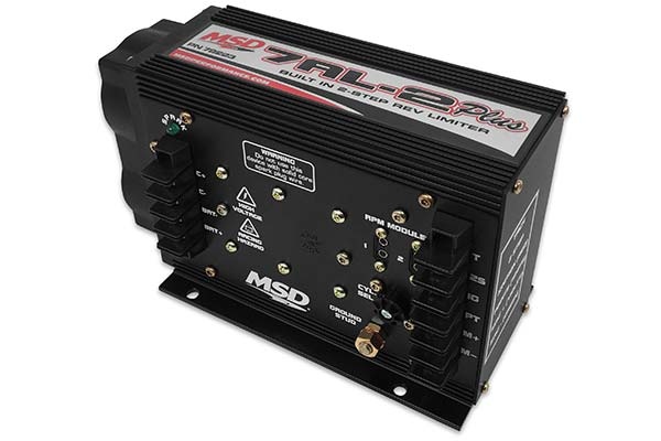 msd 7al 2 plus ignition box rel1