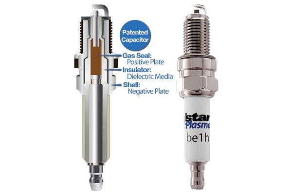 pulstar spark plugs capacitor