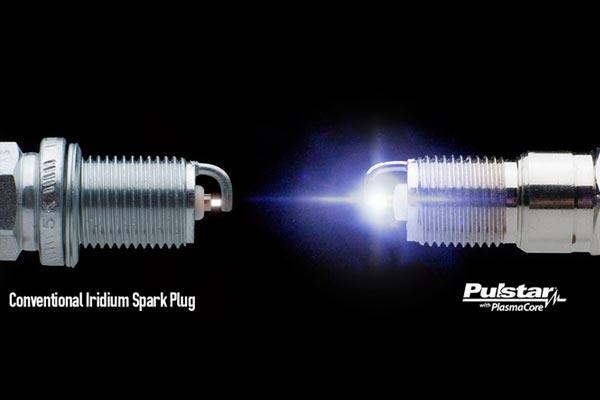 pulstar spark plugs pulse