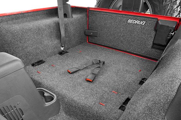 BedRug Jeep Cargo Liner Tailgate