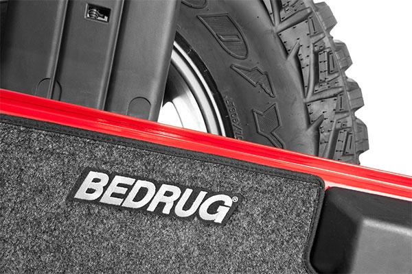 BedRug Jeep Floor Liner Logo