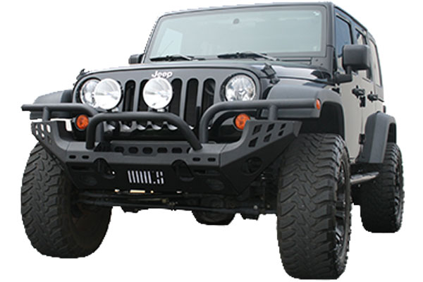 aries jeep front replacement installed