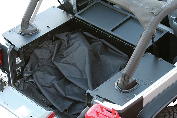 aries jeep security cargo lid open
