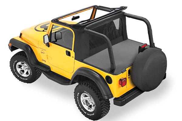 bestop halftop jeep soft top 1