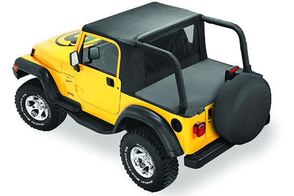 Jeep Wrangler Tops >> Bestop Halftop Free Shipping Best Price On Besttop Half Top For