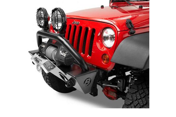 bestop highrock 4x4 narrow front bumpers 1