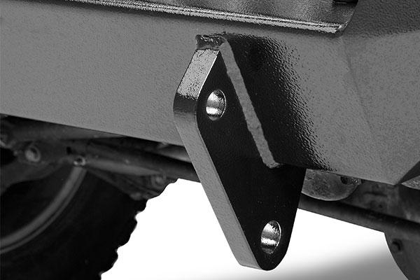 bestop highrock 4x4 narrow front bumpers 2