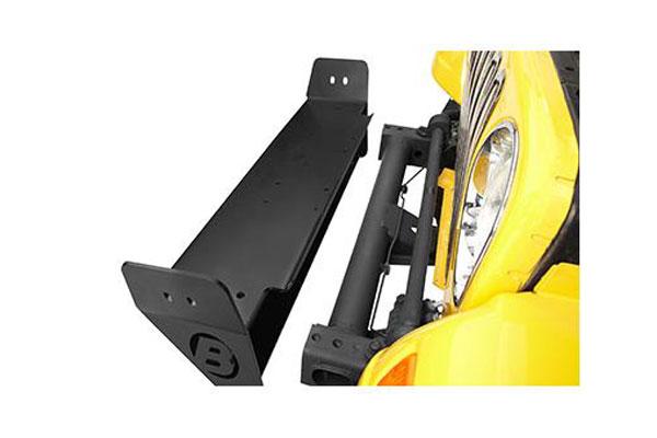 bestop highrock 4x4 narrow front bumpers 6