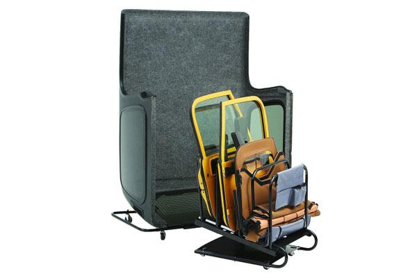 bestop hoss jeep hardtop storage system 1