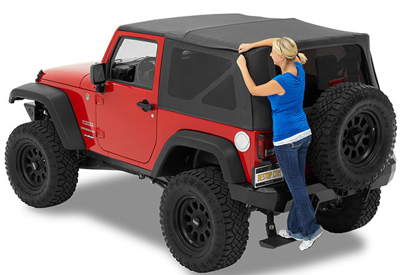Bestop Supertop NX Soft Top Reviews Free Shipping on Bestop