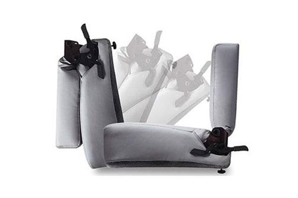 bestop trailmax ii fold tumble rear jeep seats folding
