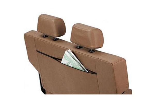 bestop trailmax ii fold tumble rear jeep seats map pocket