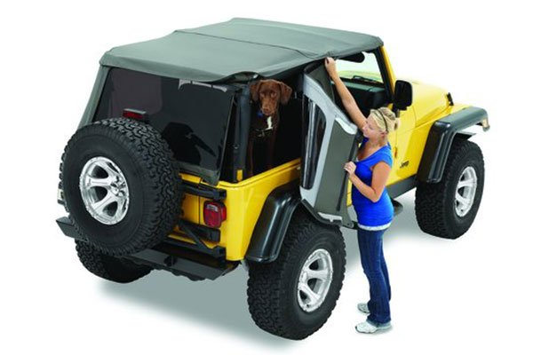 Bestop TrekTop NX Jeep Soft Top Reviews Best Prices on Trektop