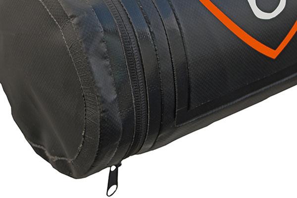 rightline gear window storage bag detail zipper