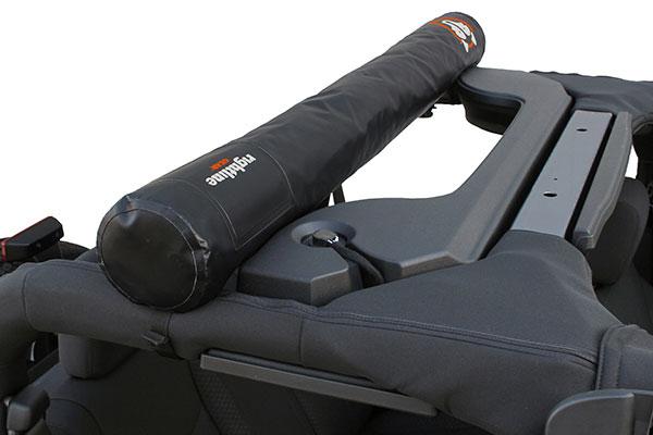 rightline gear window storage bag installed top