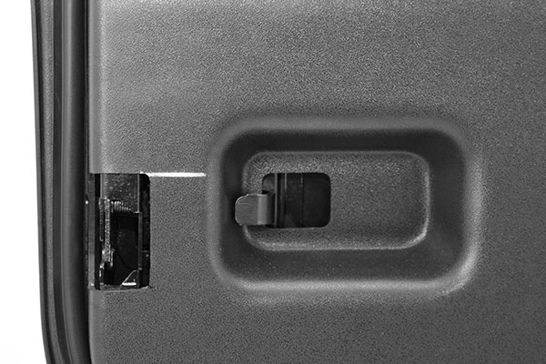 rugged ridge door latch