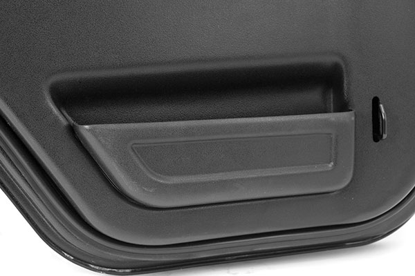 rugged ridge door pocket rear