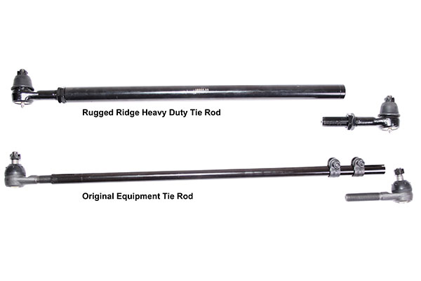 rugged ridge heavy duty steering kits related 1