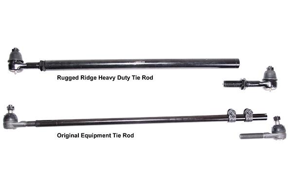 rugged ridge heavy duty steering kits related 1
