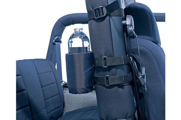 rugged ridge jeep storage kits drink holder