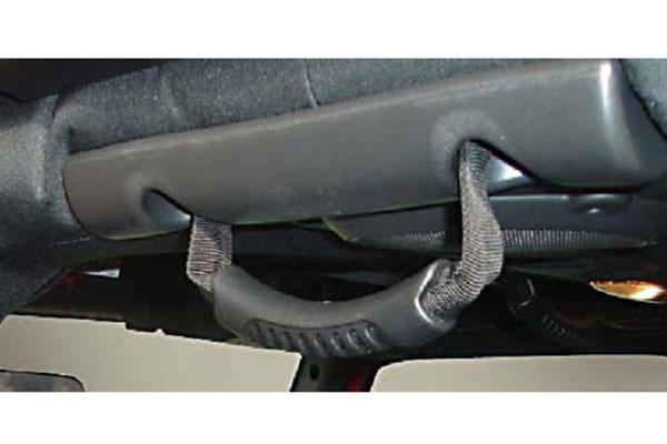 rugged ridge jeep storage kits grab handle ultimate rear