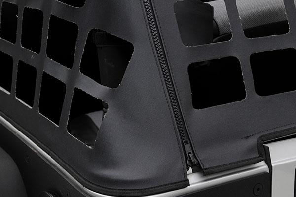 smittybilt cres jeep cargo net zipper