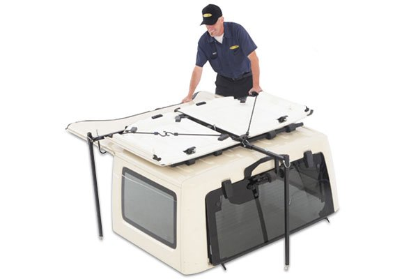 smittybilt hard top hoist uninstalled