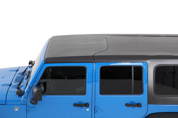 smittybilt hard top jk unlimited profile