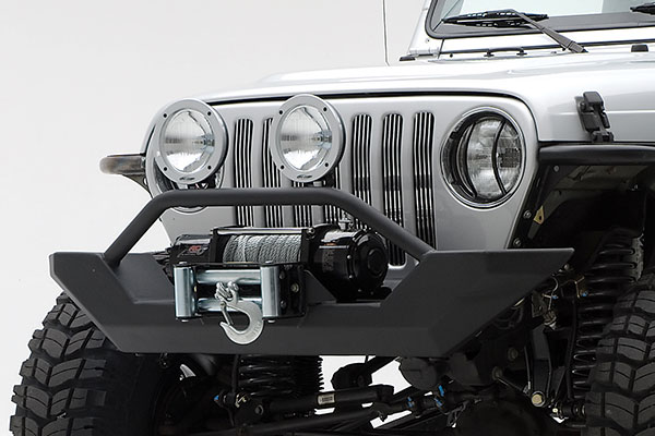smittybilt xrc jeep bumpers 76800 76801