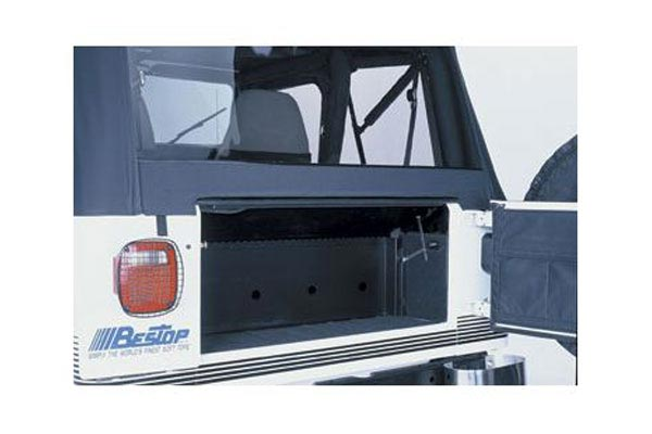 bestop supertop tailgate bar