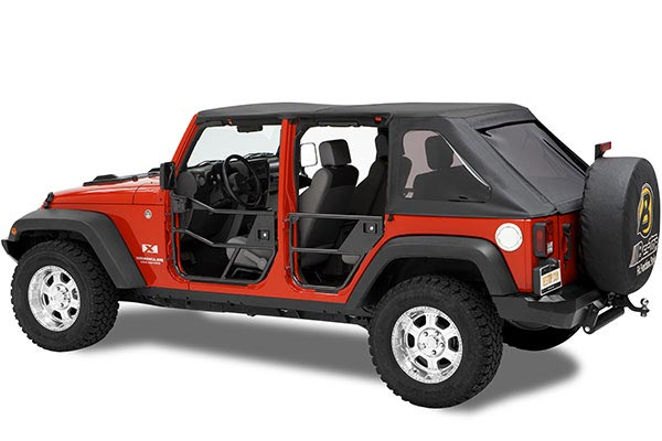 Bestop Trektop Jeep Top Free Shipping From Autoanything