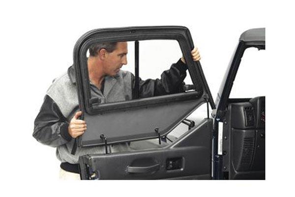 Bestop Jeep Upper Door Sliders Free Shipping