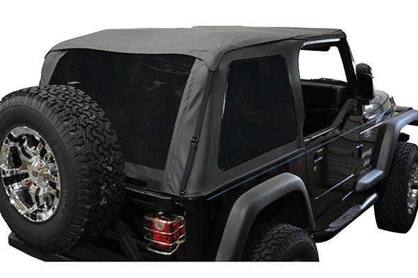 rampage frameless jeep soft top related7