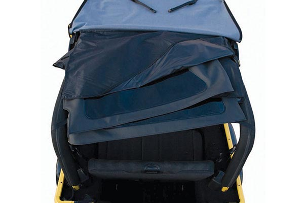 rampage frameless sailcloth  topfilled