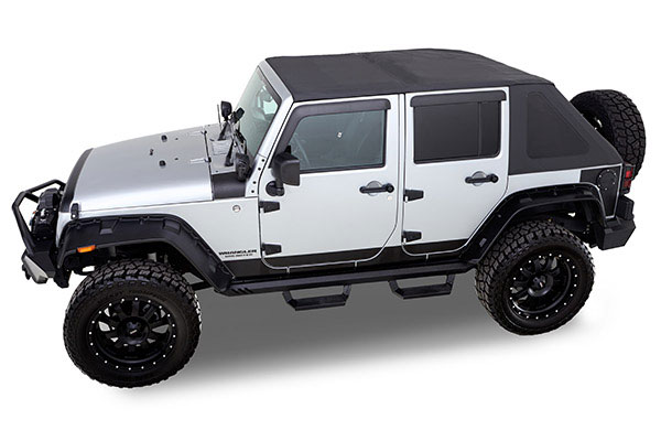 rampage trailview soft top installed 2