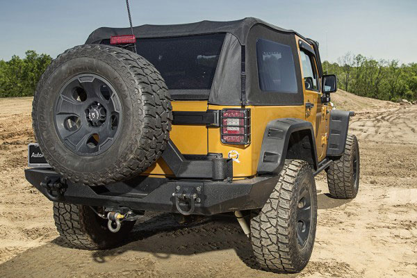 rugged ridge bowless jeep top two door lifestyle