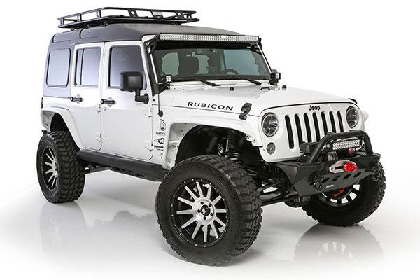 Jeep Wrangler Tops >> Smittybilt 517702 - Smittybilt Safari Hard Top - FREE SHIPPING!