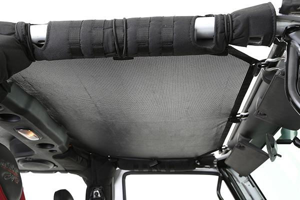 smittybilt cloak extended mesh top underside