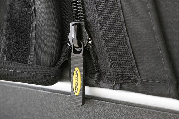 smittybilt premium replacement canvas soft top zipper