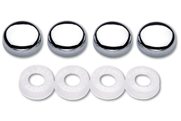 cruiser accessories accent license plate frames 82030