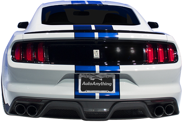 free shipping no minimum purchase - Mustang License Plate Frames