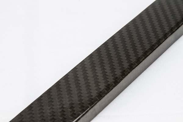 proz carbon fiber license plate frame detail2