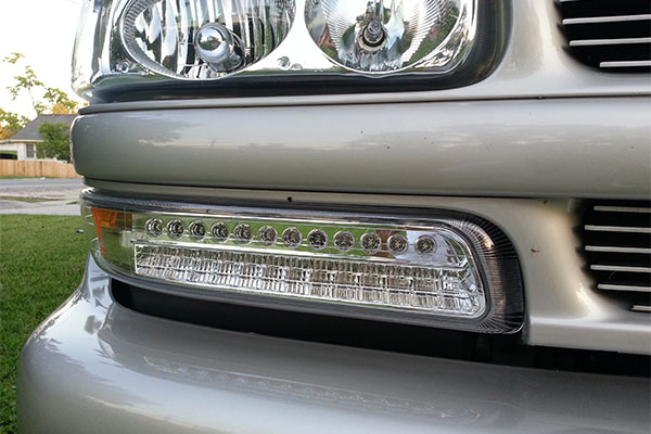 3988 anzo clear parking lights 2005 chevy tahoe